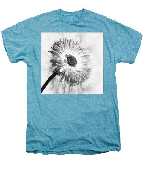 Bellis In Mono  #flower #flowers Men's Premium T-Shirt