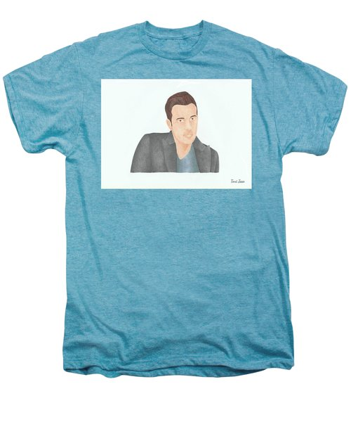 Ben Affleck Men's Premium T-Shirt by Toni Jaso