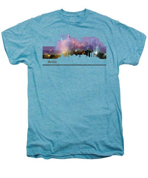 Berlin 2 Men's Premium T-Shirt by Alberto RuiZ