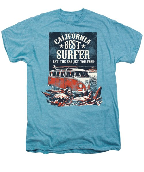 Best Surfer Men's Premium T-Shirt