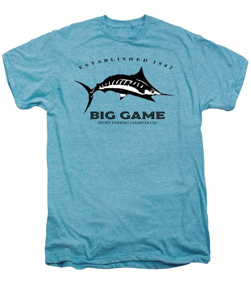 Big Game Fish Men's Premium T-Shirt