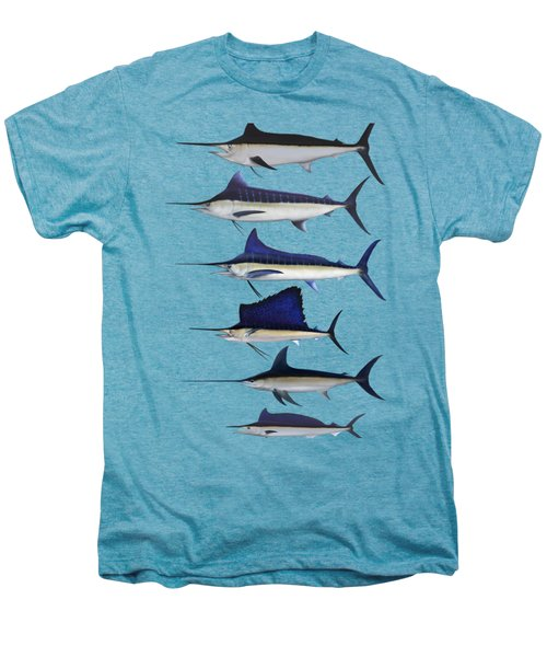 Billfish Of Australia Men's Premium T-Shirt