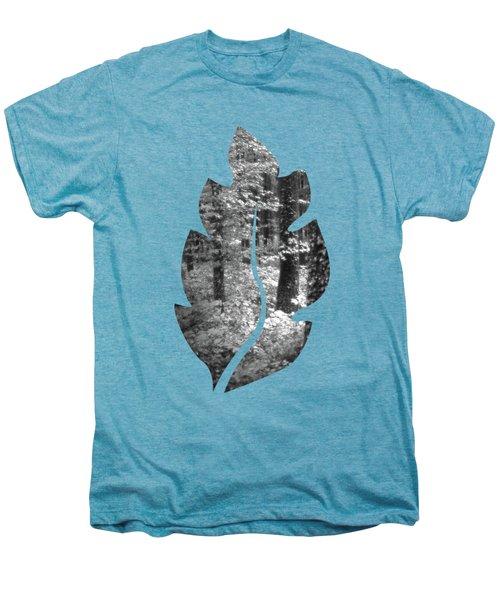 Black Forest Men's Premium T-Shirt by AugenWerk Susann Serfezi