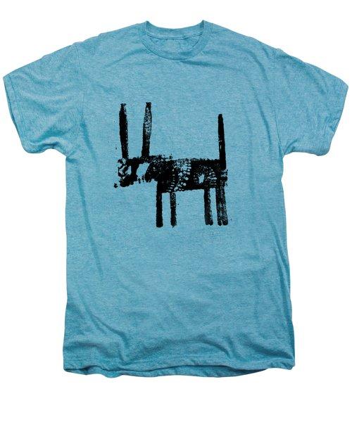 Black Men's Premium T-Shirt