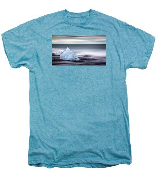 Black Ice Men's Premium T-Shirt