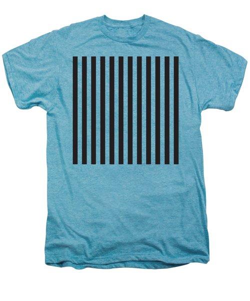 Black Stripes Men's Premium T-Shirt