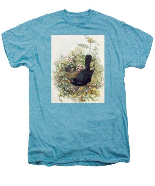 Blackbird,  Men's Premium T-Shirt