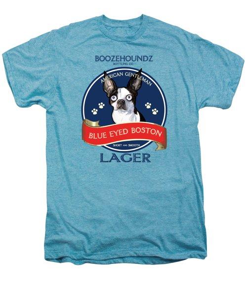 Blue Eyed Boston Lager Men's Premium T-Shirt