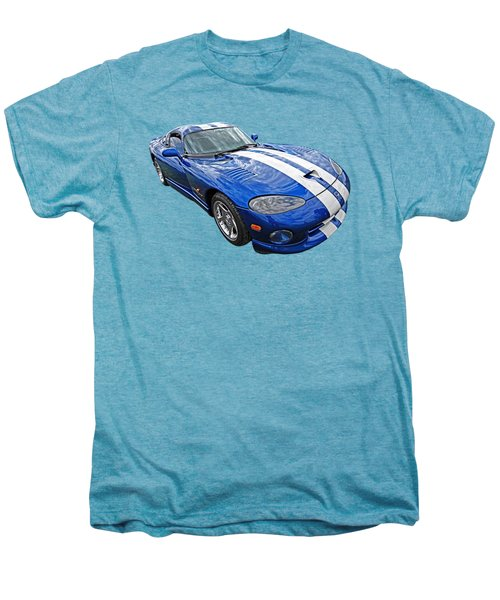 Blue Viper Men's Premium T-Shirt