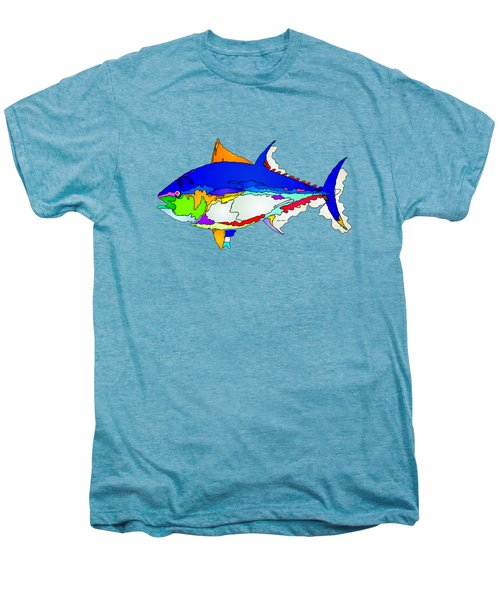 Bluefin Tuna  Men's Premium T-Shirt