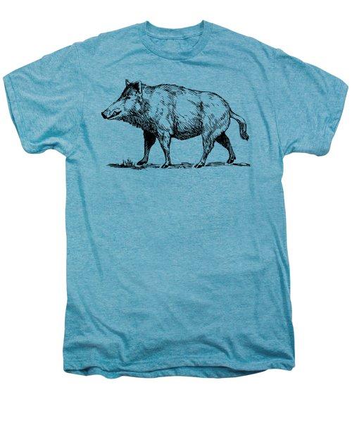 Boar Men's Premium T-Shirt