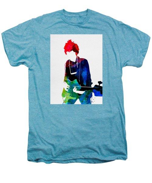 Bob Watercolor Men's Premium T-Shirt