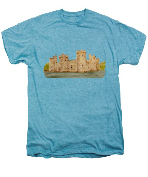Bodiam Castle Men's Premium T-Shirt