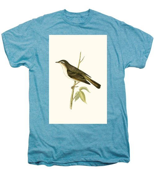 Bonelli's Warbler Men's Premium T-Shirt by English School