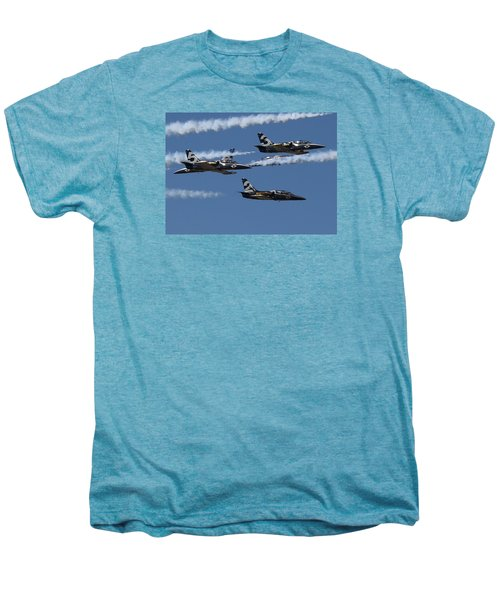 Breitling Convergence Men's Premium T-Shirt