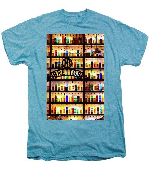 Brettos Bar In Athens, Greece - The Oldest Distillery In Athens Men's Premium T-Shirt