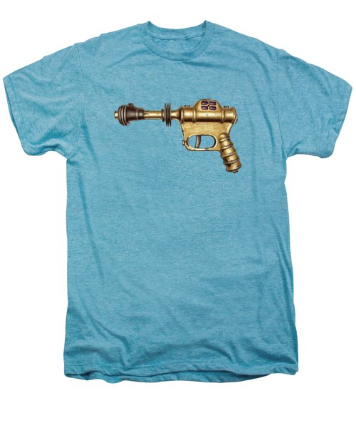 Buck Rogers Ray Gun Men's Premium T-Shirt by YoPedro