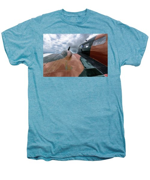 Bucket Of Bolts Men's Premium T-Shirt by Randy Scherkenbach