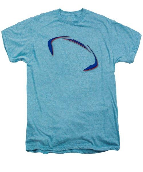 Buffalo Bills Football Shirt Men's Premium T-Shirt by Joe Hamilton