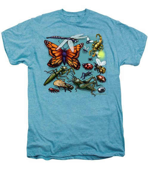 Bugs Men's Premium T-Shirt by Kevin Middleton
