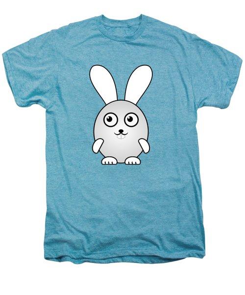 Bunny - Animals - Art For Kids Men's Premium T-Shirt