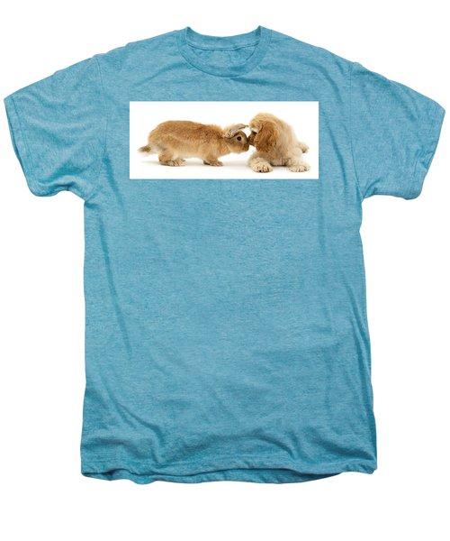 Bunny Nose Best Men's Premium T-Shirt