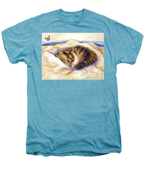 Butterfly Dreams Men's Premium T-Shirt