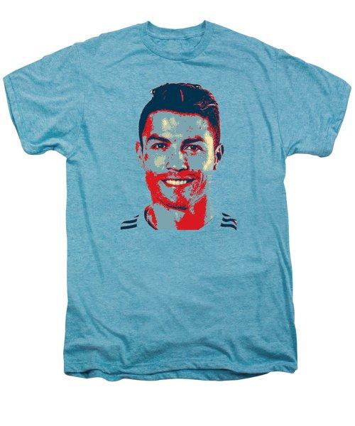 C. Ronaldo Men's Premium T-Shirt by Pillo Wsoisi