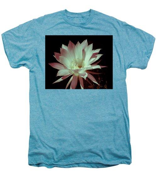 Cactus Flower Men's Premium T-Shirt