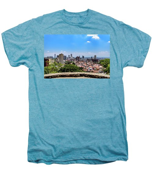 Cali Skyline Men's Premium T-Shirt