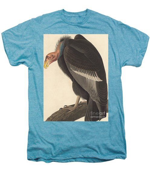Californian Vulture Men's Premium T-Shirt