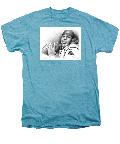 Cam Newton Men's Premium T-Shirt
