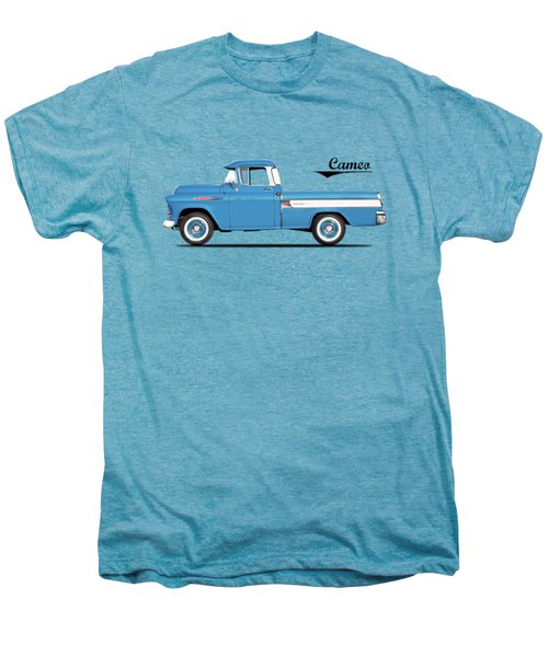 Cameo Pickup 1957 Men's Premium T-Shirt