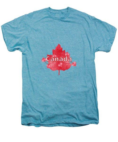 Canada Proud Men's Premium T-Shirt