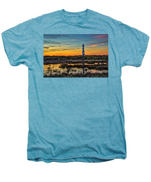 Cape Hatteras Lighthouse Men's Premium T-Shirt
