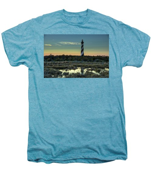Cape Hatteras Sunset Men's Premium T-Shirt
