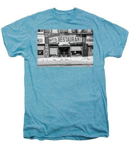 Capitol Restaurant Men's Premium T-Shirt