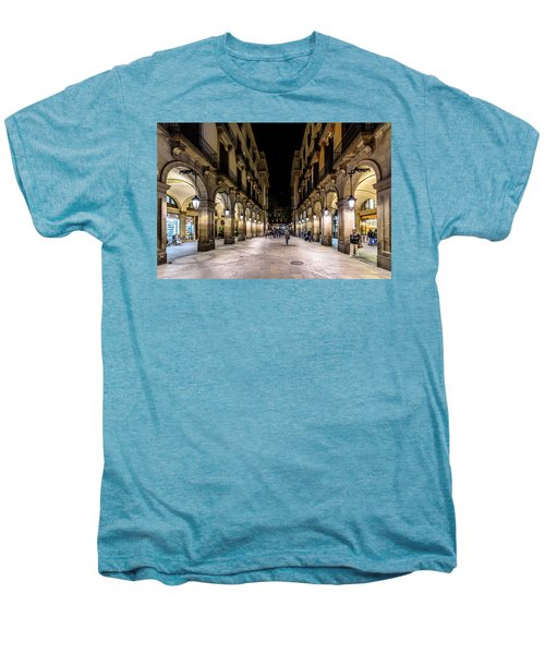 Carrer De Colom Men's Premium T-Shirt