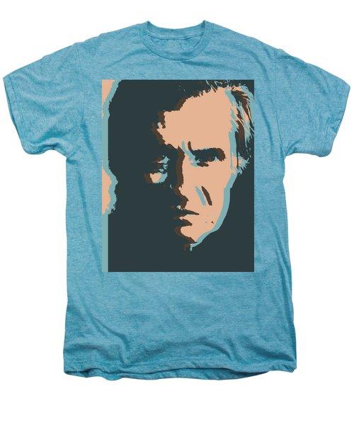 Cash Pop Art Poster Men's Premium T-Shirt