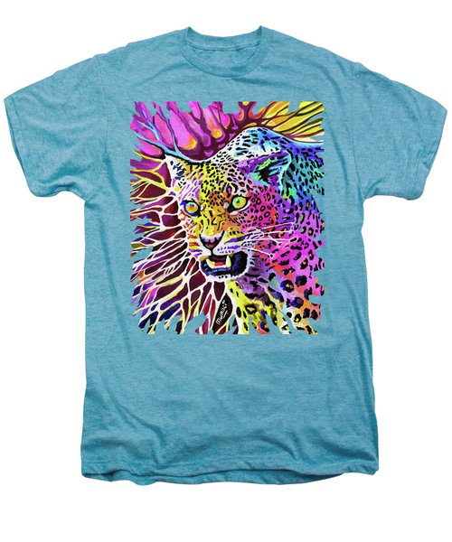 Cat Beauty Men's Premium T-Shirt