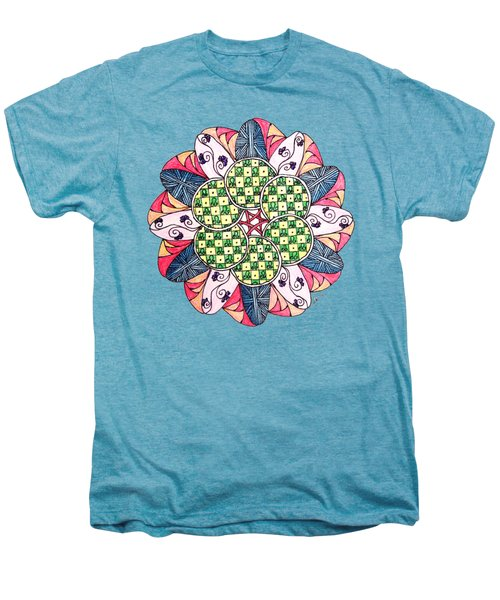 Caves Men's Premium T-Shirt by Lori Kingston