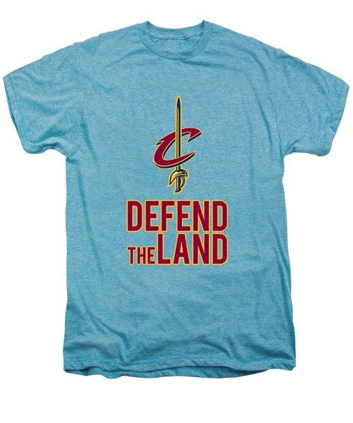 Cavs1 Men's Premium T-Shirt by Jarryd Laurel