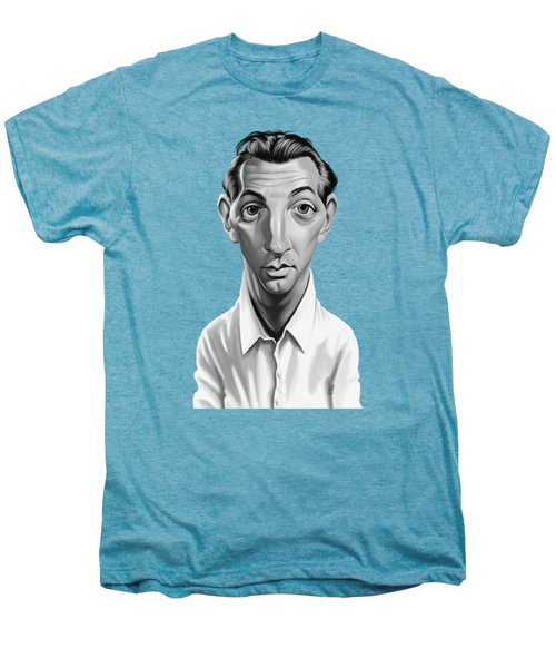 Celebrity Sunday - Robert Mitchum Men's Premium T-Shirt