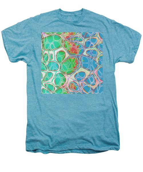 Cell Abstract 10 Men's Premium T-Shirt