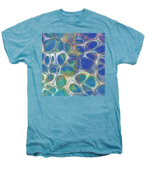 Cell Abstract 13 Men's Premium T-Shirt