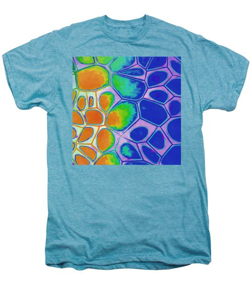 Cell Abstract 2 Men's Premium T-Shirt