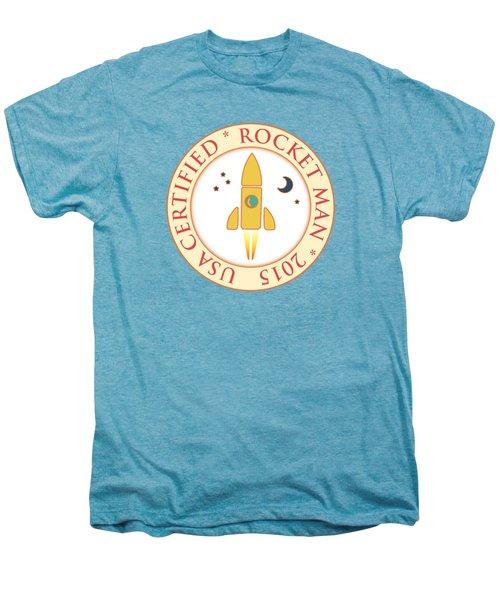 Certified Rocket Man Men's Premium T-Shirt