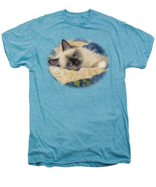 Charming Men's Premium T-Shirt by Lucie Bilodeau