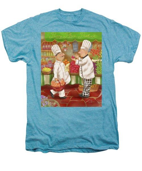 Chefs Go To Market Iv Men's Premium T-Shirt