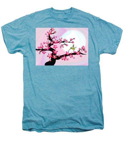 Cherry Tree Men's Premium T-Shirt